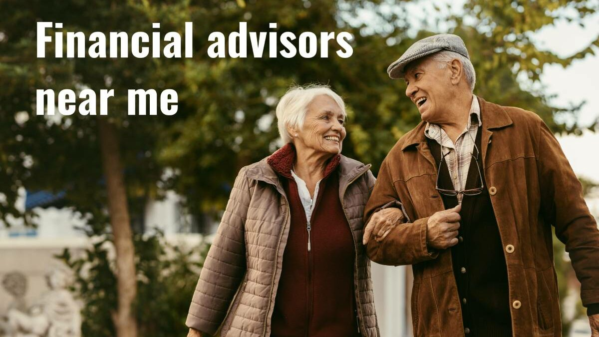 financial advisors near me